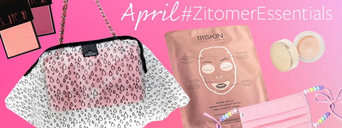 Blog April #ZitomerEssentials: