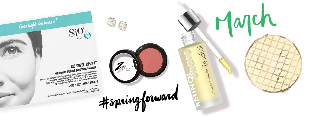Blog SPRING FORWARD: UPGRADE YOUR BEAUTY GAME