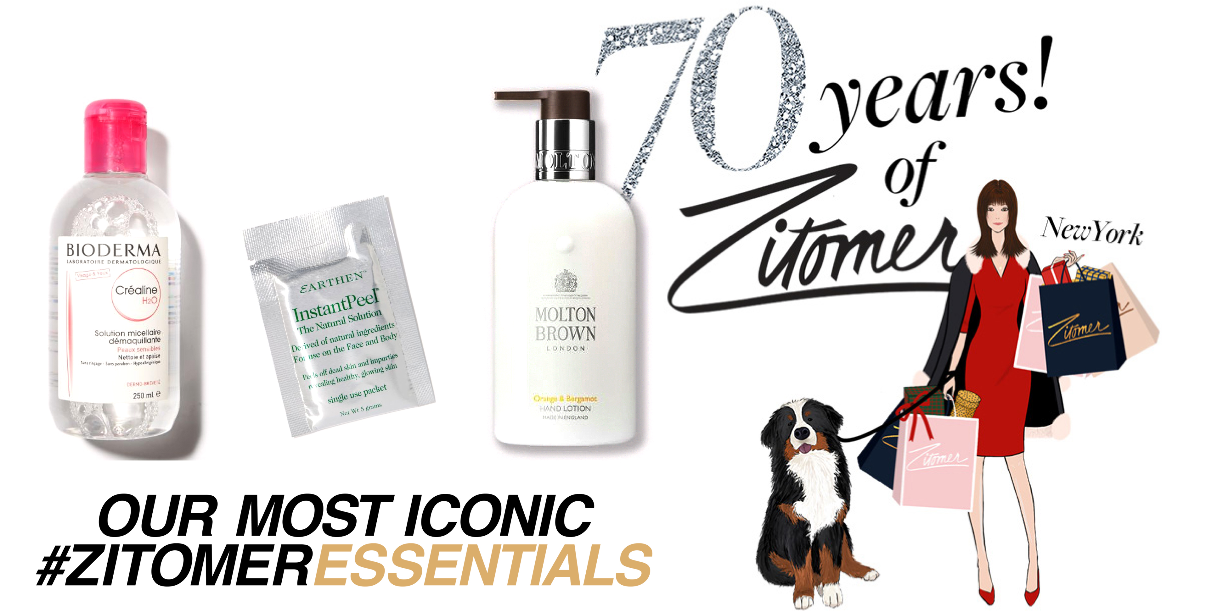 Blog 70 YEARS OF BEAUTY & BEYOND