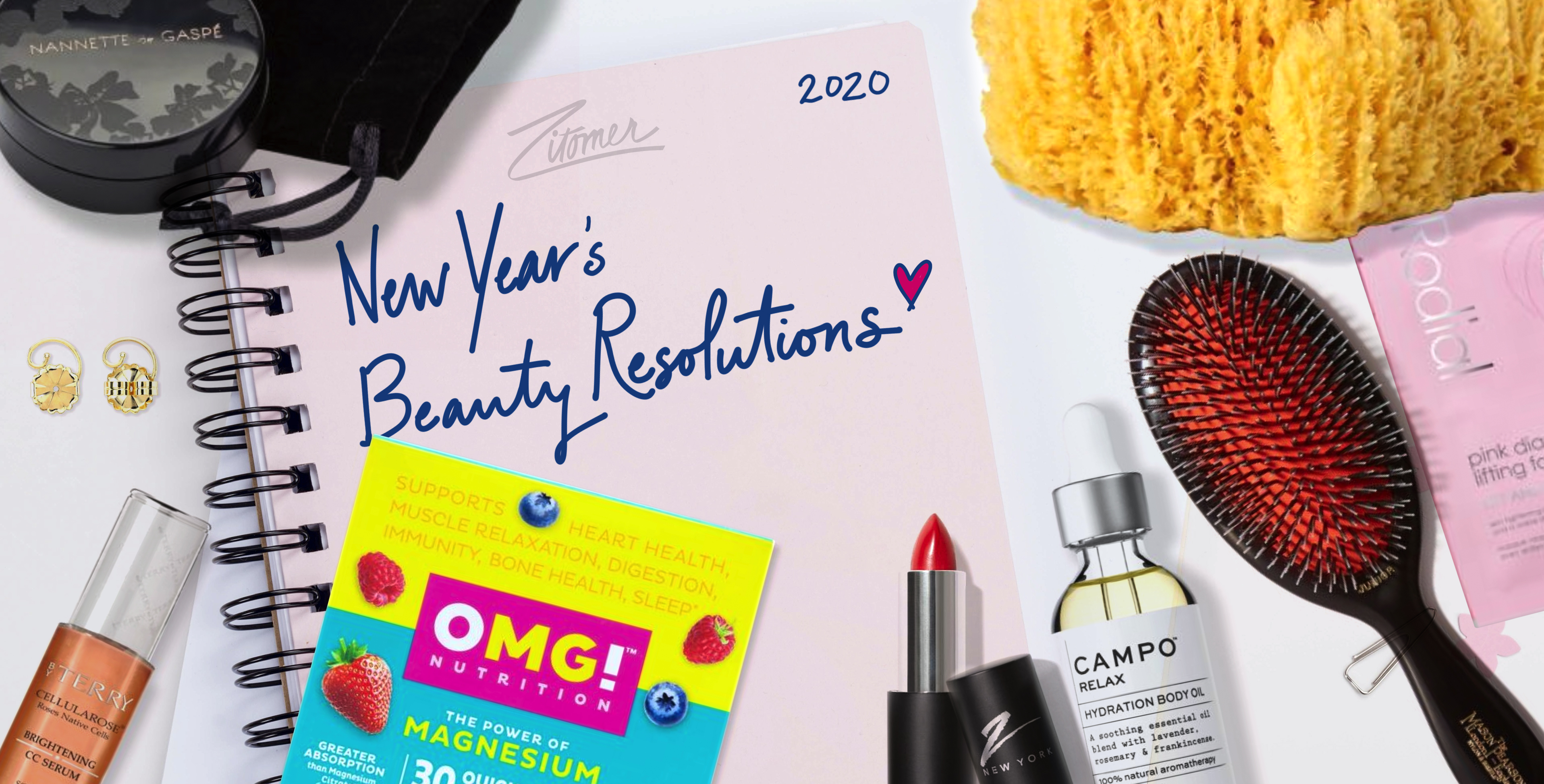 Blog YOUR 2020 BEAUTY ROUTINE
