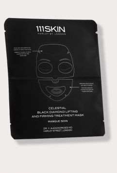 Celestial Black Diamond Lifting and Firming Face Mask