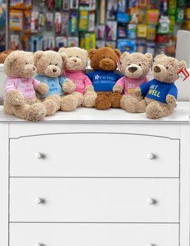 Soft plush Medium Bear