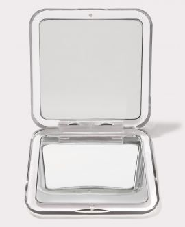 Square Compact Travel Mirror 5X