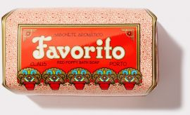 Favorito Red Poppy Bath Soap
