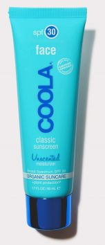 SPF 30 Unscented Moisturizer for the Face
