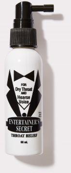 Throat Relief Spray