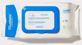 Dermo-Soothing Wipes, Fragranced