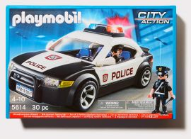 City Action Police Cruiser