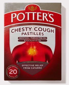Chesty Cough Pastilles