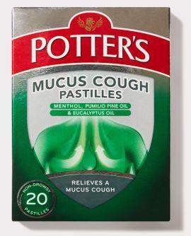 Mucus Cough Pastilles
