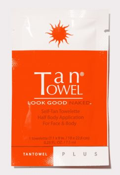 TanTowel Plus - Half Body