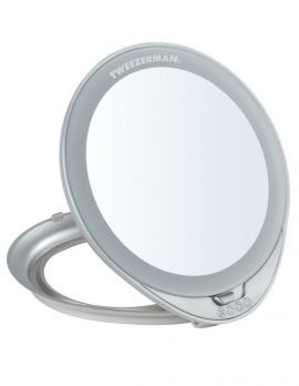 Adjustable Lighted Mirror