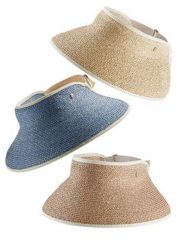 Aleeya 11 Visor Hat