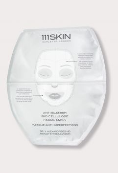 Anti-Blemish Bio Cellulose Facial Mask