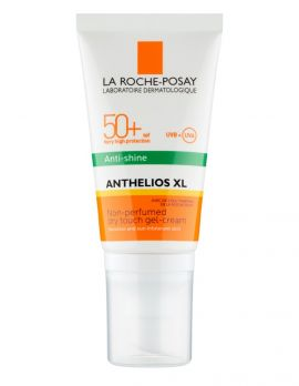 XL Anti-Shine Dry Touch Gel-Cream Sunscreen SPPF 50+