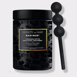 Bain Noir Cannabis Sativa Bath Soak Treatment