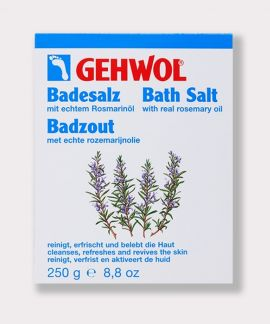Bath Salt with Rosemary Oil