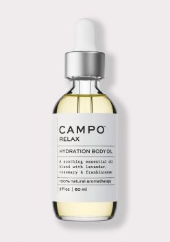 Relax Hydration Body Oil