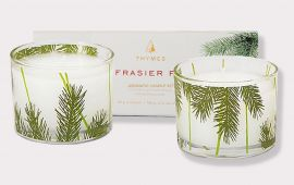 Frasier Fir Candle Set