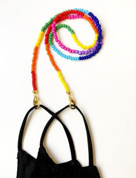 Beaded Mask Chain