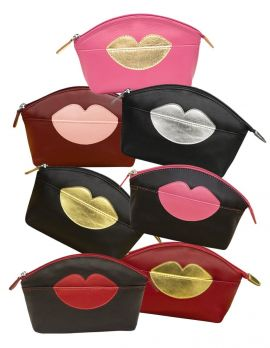 Hot Lip Cosmetic Case