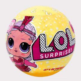 L.O.L. Surprise! Doll Series 3, Yellow