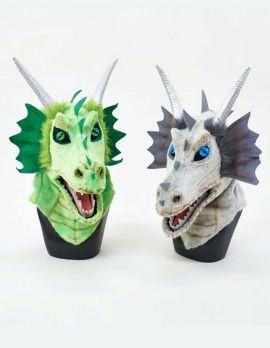 Halloween Dragon Mask