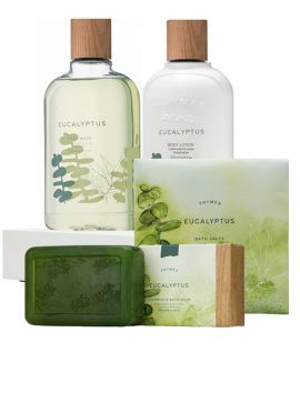 Eucalyptus Energizing-THY Body Wash