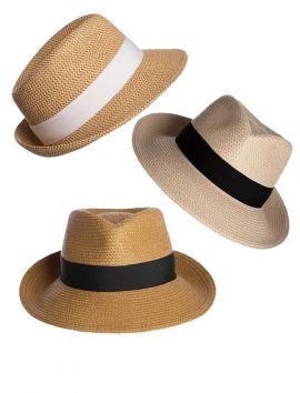 Squishee Classic Fedora Hat