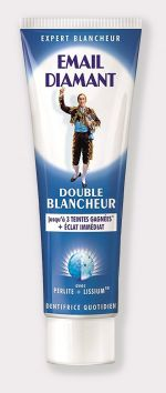 Double Blancheur Whitening Toothpaste