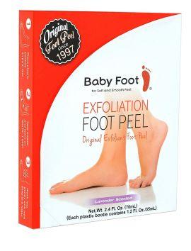 Exfoliation Foot Peel - Lavender Scented