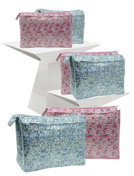 Floral Liberty of London Cosmetic Case