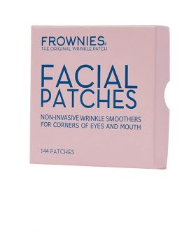 Facial Patches for Wrinkles for Corners of Eyes and Mouth