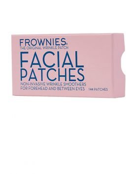 Facial Patches for Wrinkles on Forehead and Between the Eyes
