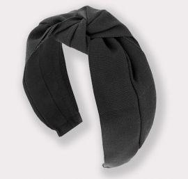 Classic Wide Bengaline Turban Headband