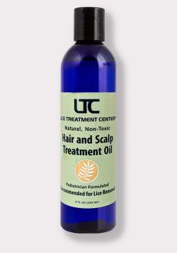 Hair & Scalp Treatment Oil