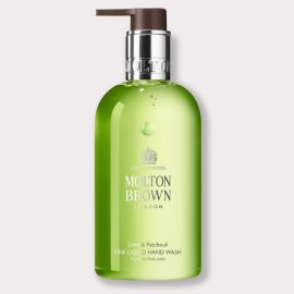 Lime and Patchouli Fine Liquid Hand Wash