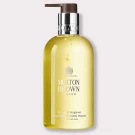 Orange and Bergamot Fine Liquid Hand Wash
