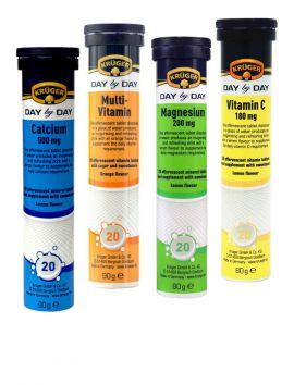 Effervescent Tablets Supplements