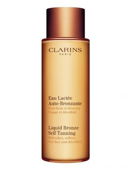 Liquid Bronze Self Tanning | Clarins