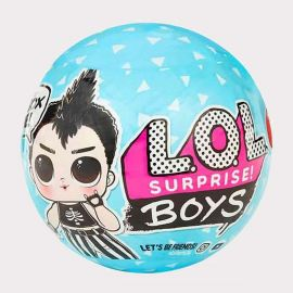 L.O.L. Surprise! Boys Series 1, Light Blue