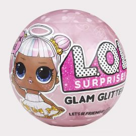 L.O.L. Surprise! Glam Glitter Doll, Pink