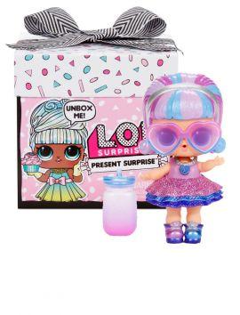 Present Surprise Doll
