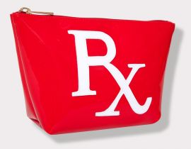 Medium Avery  Bag with Rx and Zitomer logo