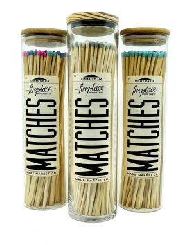 Apothecary Vintage Fireplace Matches