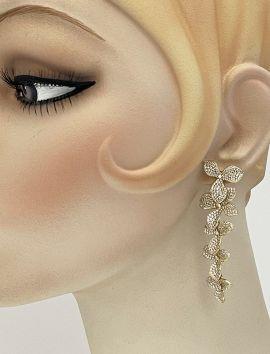 Flowers Petals Earrings