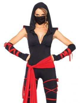 Deadly Ninja Costume