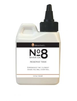 No. 8 Shave Oil Reserve Tank
