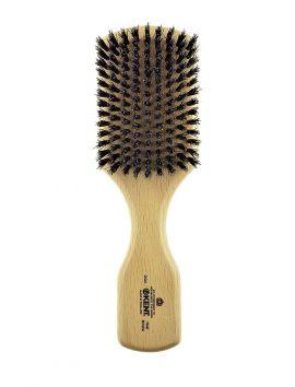 OG2 Rectangular Club Beech Wood Hairbrush