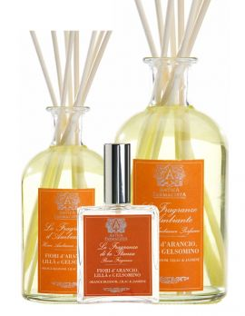 Orange Blossom, Lilac and Jasmine